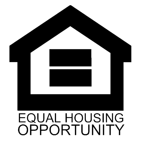 equal housing opportunity logo for mortgage website